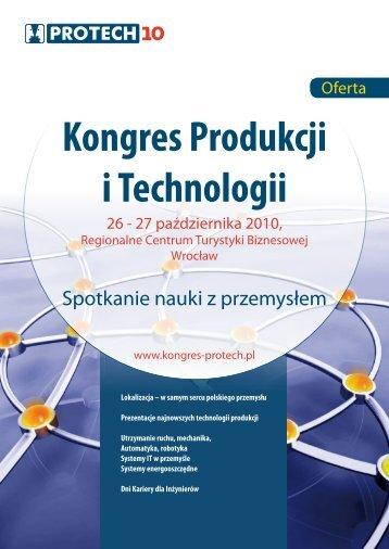 Kongres Produkcji i Technologii