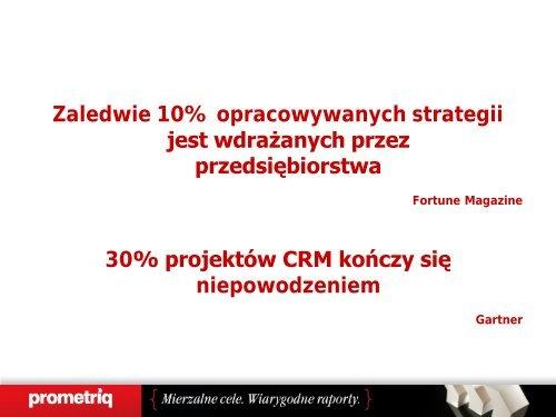 - wyzwanie dla organizacji