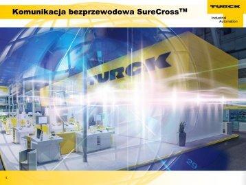 Komunikacja bezprzewodowa SureCross