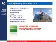 CIT Engineering Polska Sp z o.o