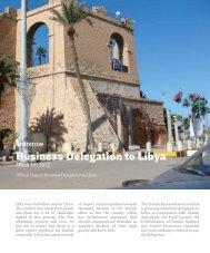 Business Delegation to Libya