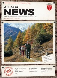 Allalin News Nr. 15/2015