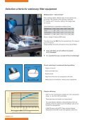 Stationary filter units - Page 2