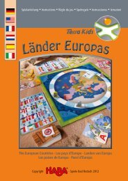 The European Countries · Les pays d'Europe · Landen van Europa ...