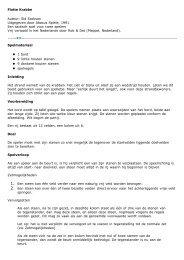 Flotte Krabbe - Vlaams Spellenarchief