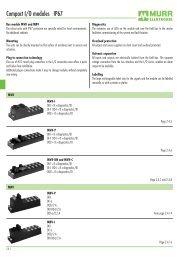 Compact I/O modules IP67