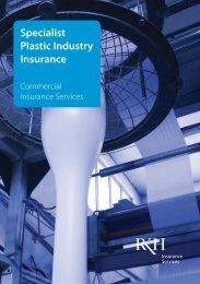 Specialist Plastic Industry Insurance