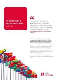 Political Risks & Structured Credit