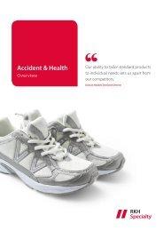 Accident & Health