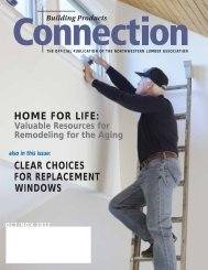 HOME FOR LIFE CLEAR CHOICES FOR REPLACEMENT WINDOWS