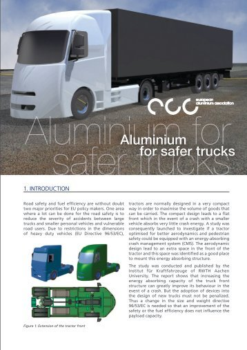 for safer trucks