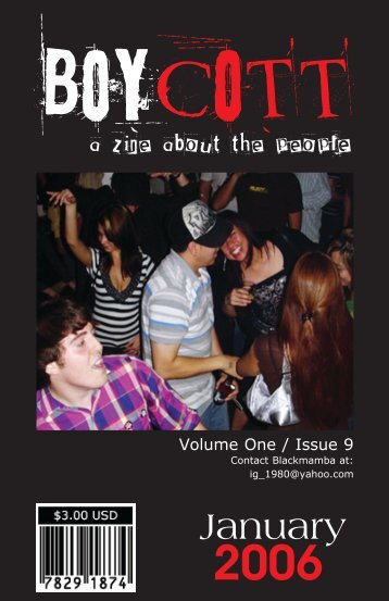 13 trails - Boy-Cott Magazine