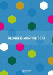 PROGRESS MONITOR 2015