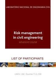 in civil engineering