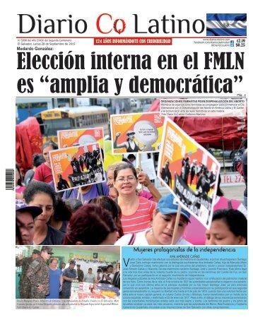 Edición 28 de Septiembre de 2015