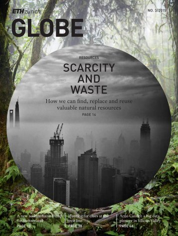 SCARCITY AND WASTE