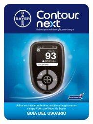 Guía del usuario (pdf, 3.18 MB) - Diabetes Bayer