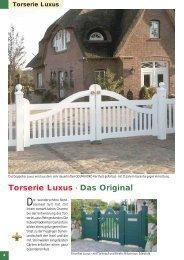 Torserie Luxus - Das Original