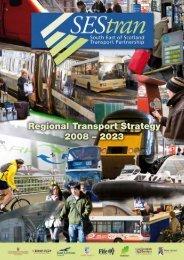 Regional Transport Strategy 2008 – 2023