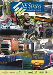 Park & Ride Strategy