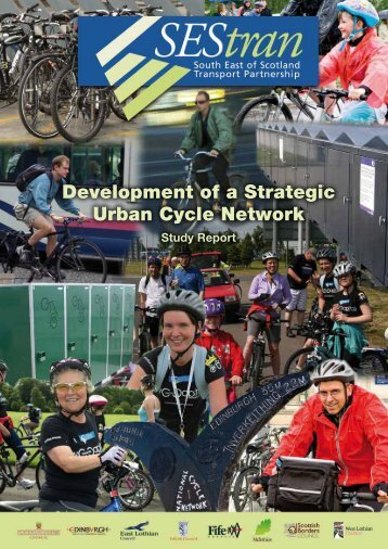 Development of a Strategic Urban Cycle Network