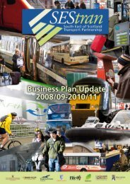 Business Plan Update 2008/09-2010/11