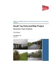 South Tay Park-and-Ride Project