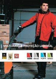 VESTUÁRIO & PROTEÇÃO LABORAL