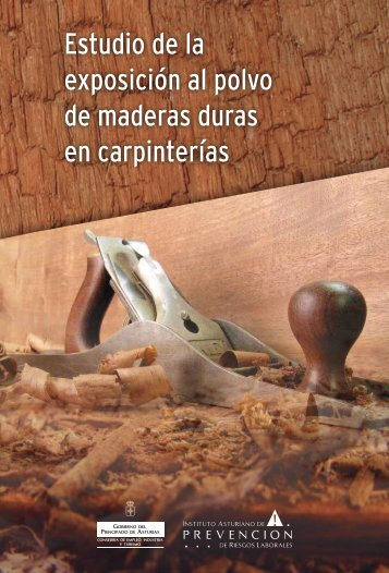 Estudio de la exposición al polvo de maderas duras en carpinterías