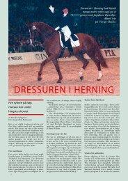 DRESSUREN I HERNING