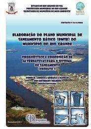 Prognóstico da Limpeza Urbana e Manejo dos Resíduos Sólidos