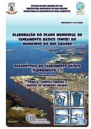 Diagnóstico da Limpeza Urbana e Manejo dos Resíduos Sólidos