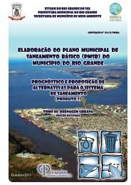 Prognóstico da Drenagem Urbana e Manejo de Águas Pluviais - 8 Mb