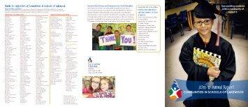 Sponsors 2011-12 Annual Report