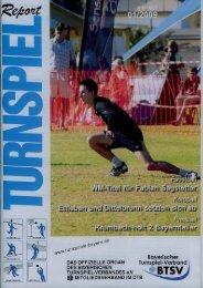 01/2009 - Bayerischer Turnspiel- Verband