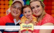 Enrico - 1º aninho
