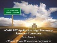 Efficient Power Conversion Corporation