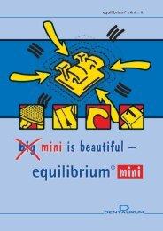 equilibrium mini  it