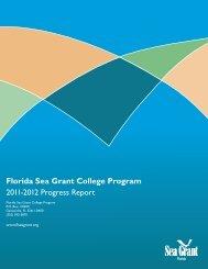 2011‐2012 Progress Report