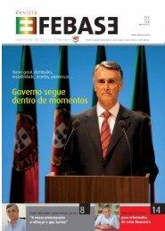 Revista FEBASE 16 de julho 2013 - Sindicato dos Bancários do Norte