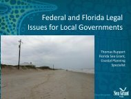 Issues for Local Governments