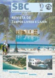 REVISTA DE TEMPOS LAZER