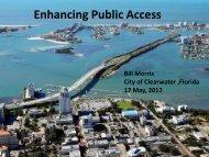 Enhancing Public Access