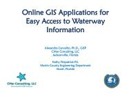 Easy Access to Waterway Information