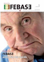 Revista FEBASE 13 de dezembro 2011 - Sindicato dos Bancários ...