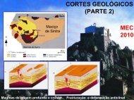 CORTES GEOLÓGICOS (PARTE 2) MEC 2010