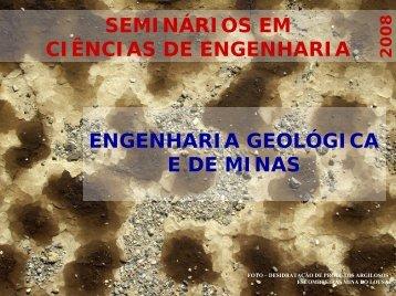 Aula 1 SEMINAR 2008.pdf - geomuseu - Universidade de Lisboa