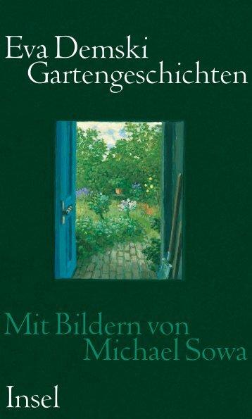 Gartengeschichten; Mit Bildern von Michael Sowa - eBook.de