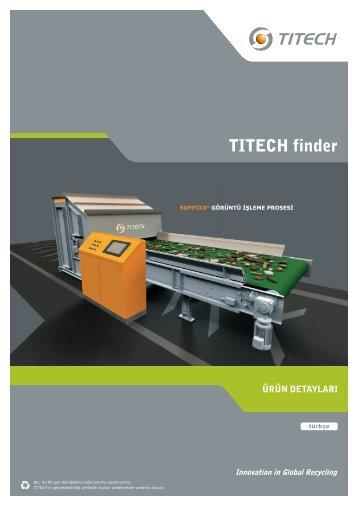 TITECH finder