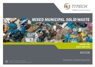 MIXED MUNICIPAL SOLID WASTE